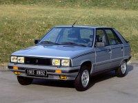 Renault 11, 1 поколение, Хетчбэк 5-дв., 1983–1986
