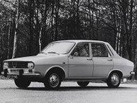 Renault 12, 1 поколение, Седан, 1969–1975