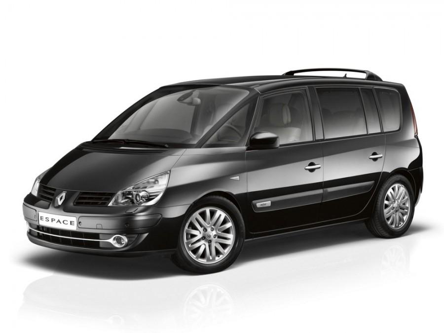 Renault Espace минивэн, 2006–2012, 4 поколение [рестайлинг] - отзывы, фото и характеристики на Car.ru