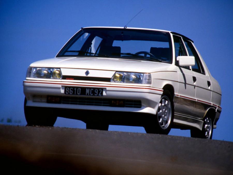 Renault 9 седан, 1986–1988, 2 поколение - отзывы, фото и характеристики на Car.ru