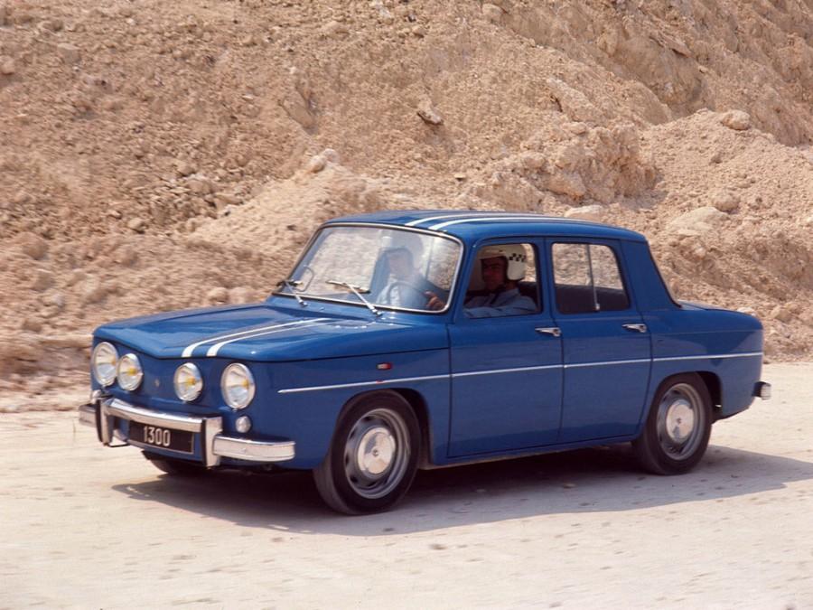 Renault 8 Gordini седан 4-дв., 1962–1973, 1 поколение - отзывы, фото и характеристики на Car.ru