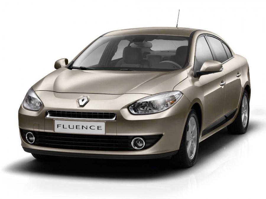 Renault Fluence седан, 2009–2012, 1 поколение - отзывы, фото и характеристики на Car.ru