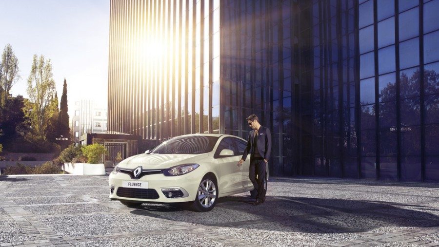 Renault Fluence седан, 2013–2016, 1 поколение [рестайлинг] - отзывы, фото и характеристики на Car.ru