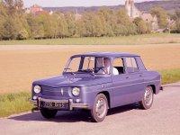 Renault 8, 1 поколение, Седан, 1962–1973