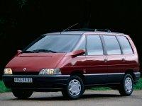 Renault Espace, 2 поколение, Минивэн, 1991–1996