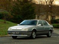 Renault 25, 1 поколение [рестайлинг], Лифтбэк, 1988–1992