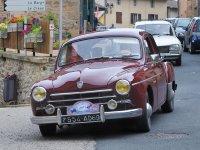 Renault Fregate, 1 поколение, Седан, 1951–1955