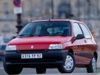 Renault Clio, 1 поколение, Хетчбэк 3-дв., 1990–1997
