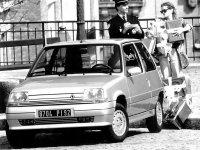 Renault 5, Supercinq [рестайлинг], Хетчбэк 3-дв., 1987–1996