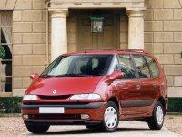 Renault Espace, 3 поколение, Минивэн, 1996–2002