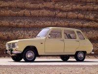 Renault 6, 1 поколение, Хетчбэк, 1968–1974