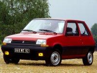 Renault 5, Supercinq, Хетчбэк 3-дв., 1984–1988