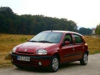 Renault Clio, 2 поколение, Хетчбэк 5-дв., 1998–2005