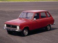 Renault 6, 1 поколение [рестайлинг], Хетчбэк, 1974–1980