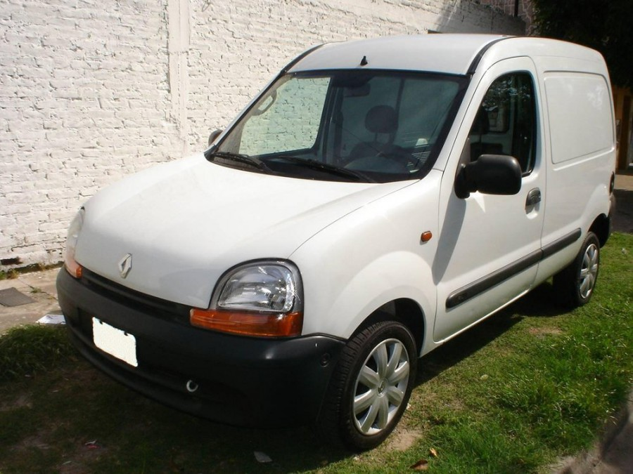 Renault Kangoo фургон, 1998–2003, 1 поколение - отзывы, фото и характеристики на Car.ru