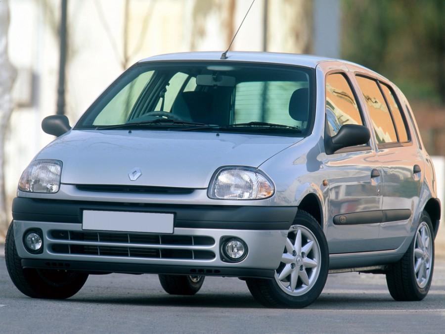 Renault Lutecia хетчбэк 5-дв., 1998–2001, 2 поколение - отзывы, фото и характеристики на Car.ru