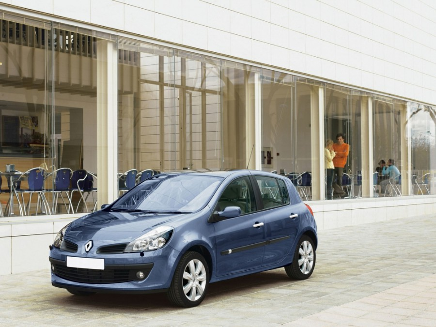 Renault Lutecia хетчбэк 5-дв., 3 поколение - отзывы, фото и характеристики на Car.ru