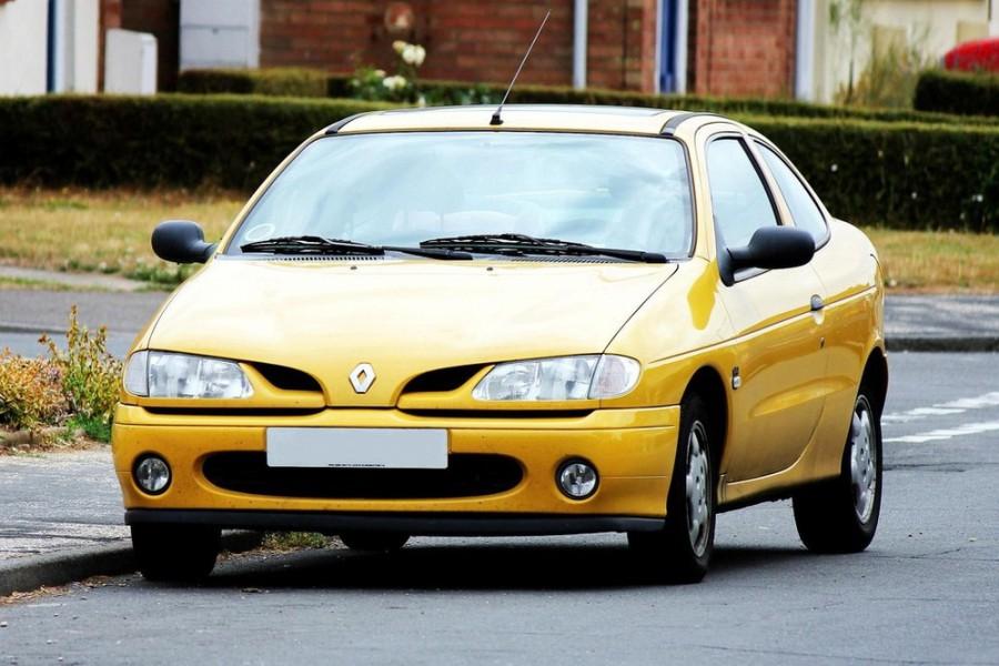 Renault Megane купе, 1995–1999, 1 поколение - отзывы, фото и характеристики на Car.ru
