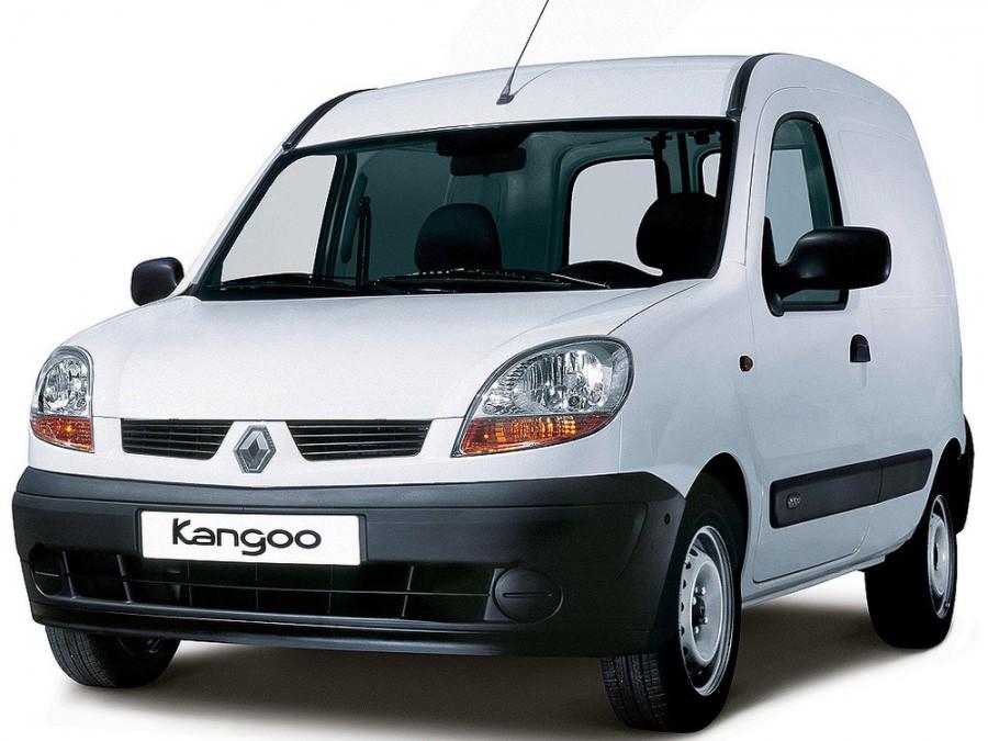 Renault Kangoo Express фургон, 2003–2007, 1 поколение [рестайлинг] - отзывы, фото и характеристики на Car.ru