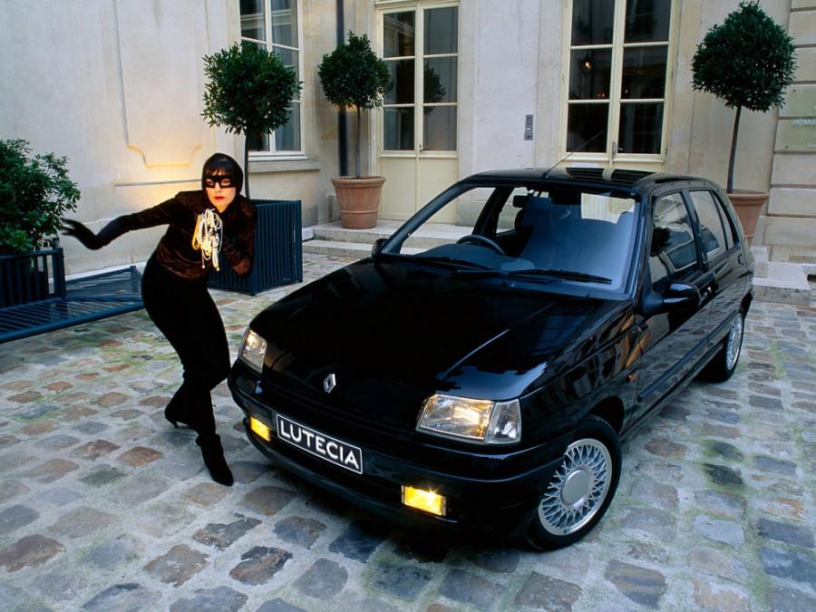 Renault Lutecia хетчбэк 5-дв., 1991–1996, 1 поколение - отзывы, фото и характеристики на Car.ru