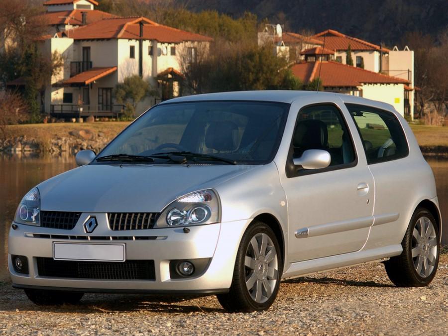 Renault Lutecia RS хетчбэк 3-дв., 2 поколение [рестайлинг] - отзывы, фото и характеристики на Car.ru