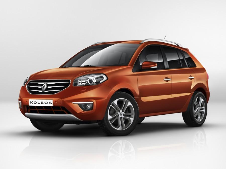 Renault Koleos кроссовер, 2011–2013, 1 поколение [рестайлинг] - отзывы, фото и характеристики на Car.ru