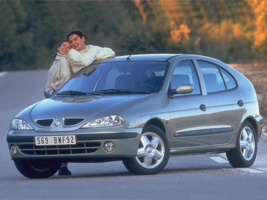 Renault Megane хетчбэк, 1999–2010, 1 поколение [рестайлинг] - отзывы, фото и характеристики на Car.ru