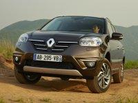 Renault Koleos, 1 поколение [2-й рестайлинг], Кроссовер, 2013–2016