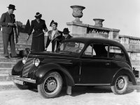 Renault Juvaquatre, 1 поколение, Седан