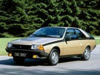 Renault Fuego, 1 поколение, Купе, 1980–1985