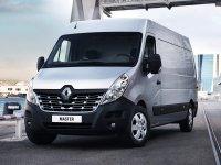 Renault Master, 3 поколение [рестайлинг], Фургон, 2014–2016