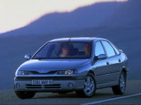 Renault Laguna, 1 поколение [рестайлинг], Хетчбэк, 1998–2001