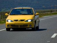 Renault Megane, 1 поколение [рестайлинг], Купе, 1999–2010