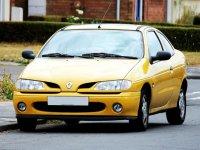 Renault Megane, 1 поколение, Купе, 1995–1999