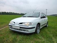 Renault Megane, 1 поколение, Хетчбэк, 1995–1999