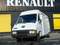 Renault Master, 1 поколение, Фургон, 1980–1994