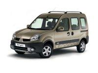 Renault Kangoo, 1 поколение [рестайлинг], Passenger минивэн, 2003–2007