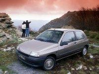 Renault Lutecia, 1 поколение, Хетчбэк 3-дв., 1991–1996