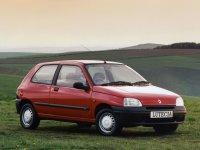 Renault Lutecia, 1 поколение [рестайлинг], Хетчбэк 3-дв., 1996–1998