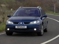 Renault Laguna, 2 поколение [рестайлинг], Grandtour универсал, 2005–2007
