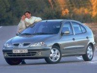 Renault Megane, 1 поколение [рестайлинг], Хетчбэк, 1999–2010