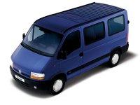 Renault Master, 2 поколение, Микроавтобус, 1998–2003