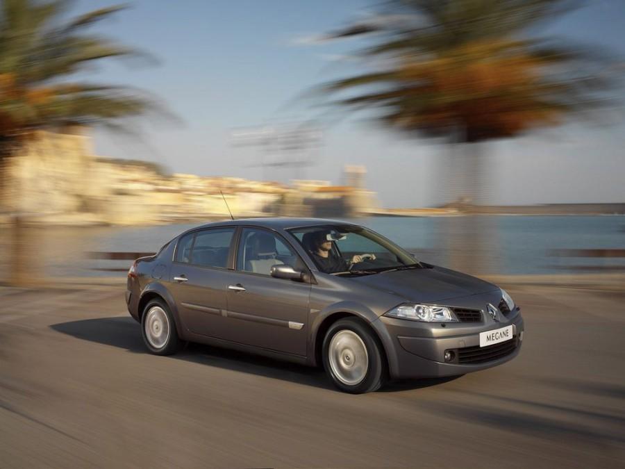 Renault Megane седан, 2006–2016, 2 поколение [рестайлинг] - отзывы, фото и характеристики на Car.ru