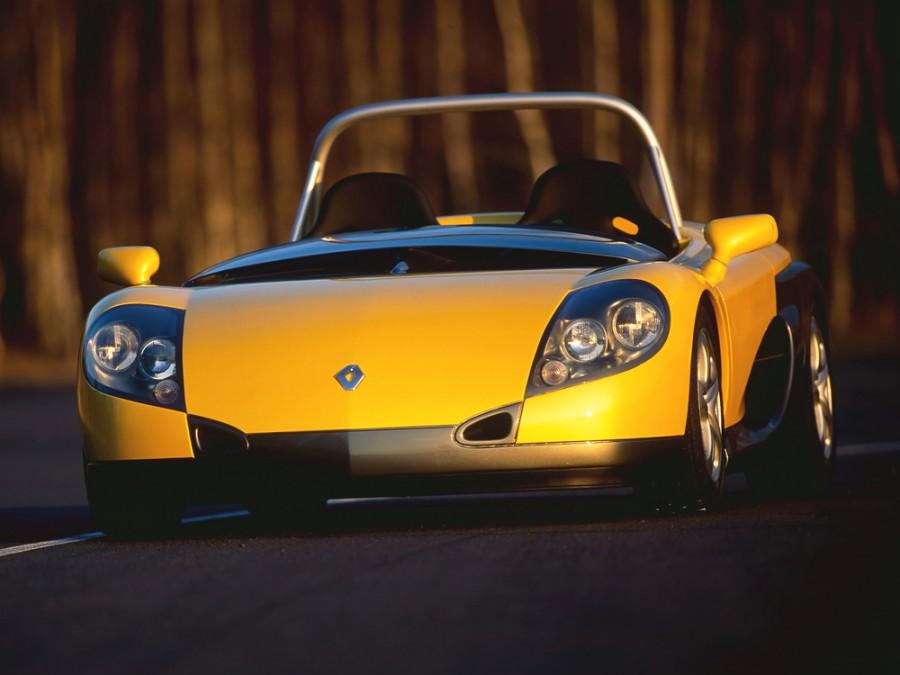 Renault Sport Spider кабриолет, 1996–1999, 1 поколение - отзывы, фото и характеристики на Car.ru