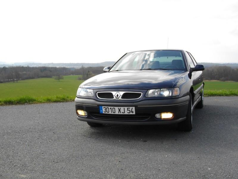 Renault Safrane Questor хетчбэк 5-дв., 1996–2000, 1 поколение [рестайлинг] - отзывы, фото и характеристики на Car.ru