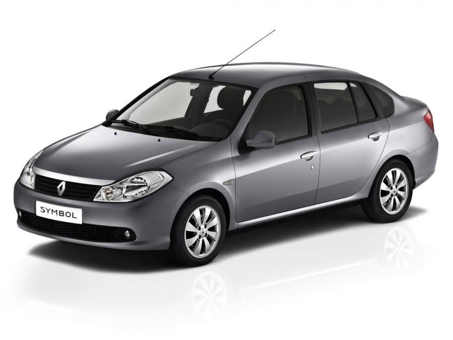 Renault Symbol седан, 2008–2012, 2 поколение - отзывы, фото и характеристики на Car.ru