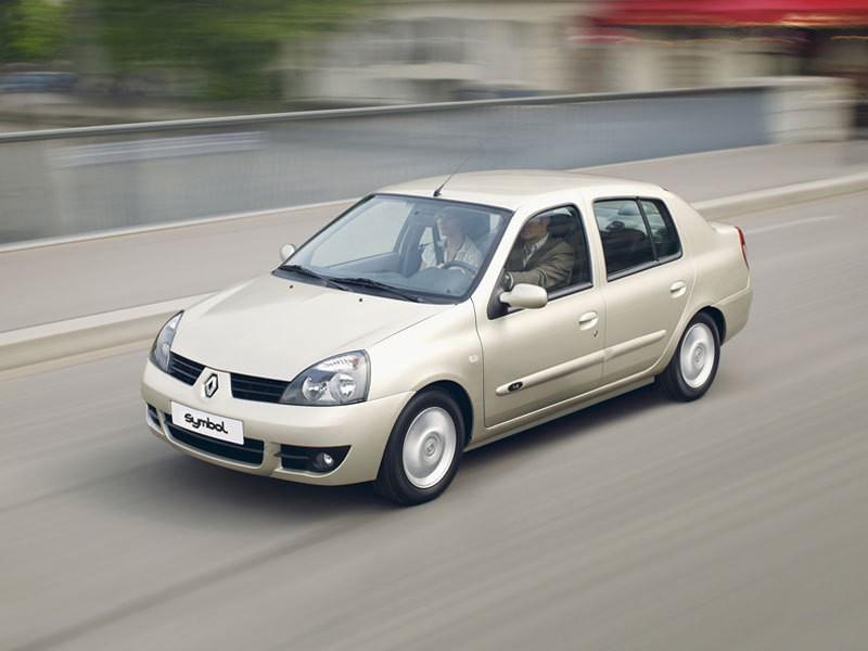 Renault Symbol седан, 2005–2008, 1 поколение [2-й рестайлинг] - отзывы, фото и характеристики на Car.ru