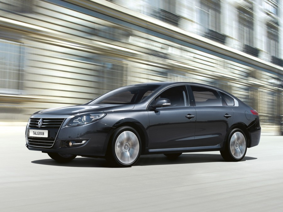 Renault Talisman седан, 2012–2016, 1 поколение - отзывы, фото и характеристики на Car.ru