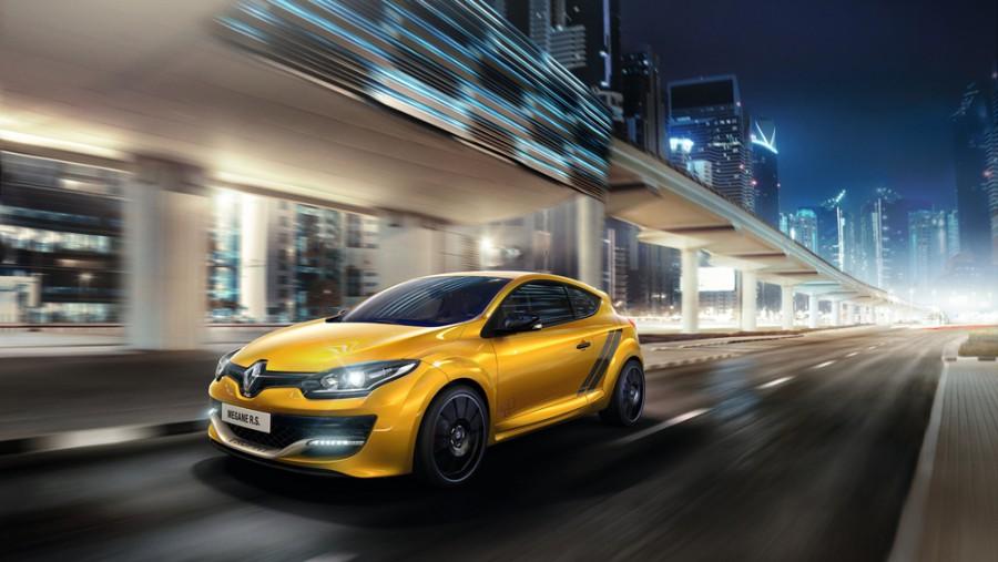 Renault Megane RS хетчбэк 3-дв., 2013–2016, 3 поколение [2-й рестайлинг] - отзывы, фото и характеристики на Car.ru