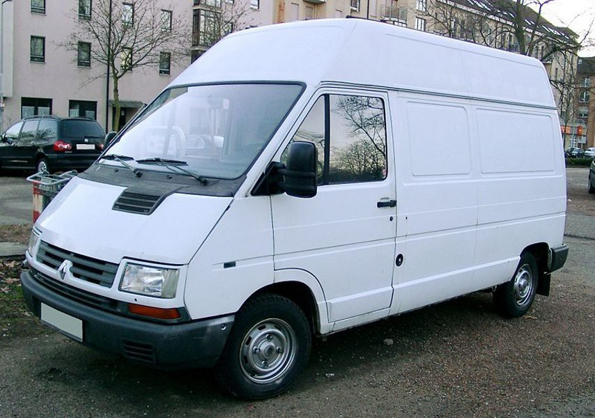 Renault Trafic фургон, 1997–2002, 1 поколение [2-й рестайлинг] - отзывы, фото и характеристики на Car.ru